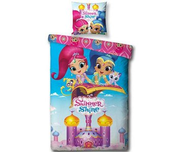 Shimmer And Shine Duvet cover Flying Carpet 140x200cm