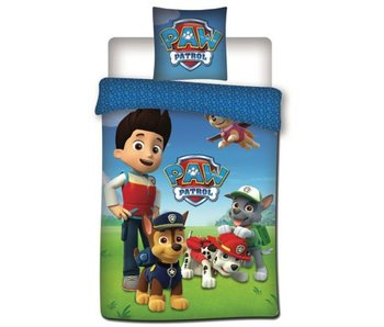 PAW Patrol Bettbezug Outside 140x200cm Mikrofaser