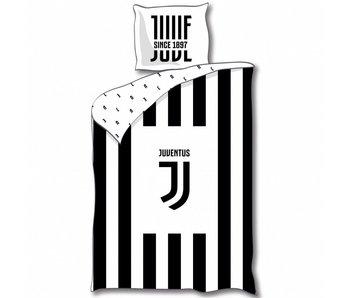 Juventus Bettbezug Logo 140x200cm Mikrofaser