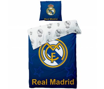 Real Madrid Bettbezug Logo 140x200cm