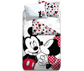 Disney Mickey Mouse Bettbezug Kiss 140x200cm