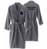 Star Wars Darth Vader - Bademantel - XXL - Grau