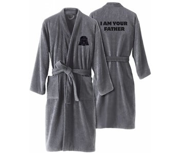 Star Wars Bathrobe Darth Vader XXL