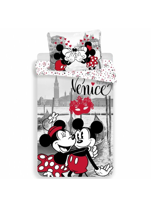 Disney Minnie Mouse Dekbedovertrek Venice 140x200cm