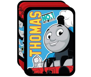 Thomas de Trein Filled Pencilcase 31 pieces