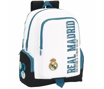 Real Madrid Laptop Rucksack History 42 cm