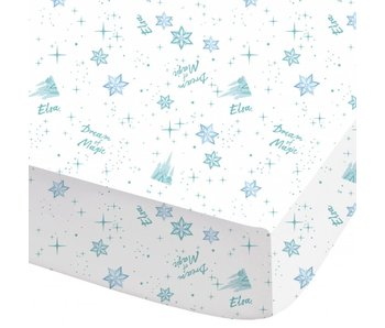 Disney Frozen Fitted Sheet Dream 90x200 cm