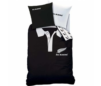All Blacks Duvet cover Polo 140x200cm