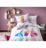 Disney Princess Forever Magic - Duvet Cover - Single - 140 x 200 cm - Multi