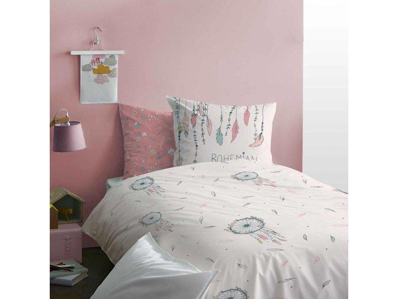 Matt & Rose Dreamcatcher - Housse de couette - Seul - 140 x 200 cm - Multi