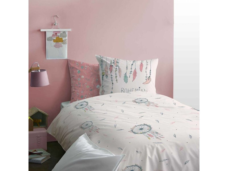 Matt & Rose Traumfänger - Bettbezug - Einzel - 140 x 200 cm - Multi