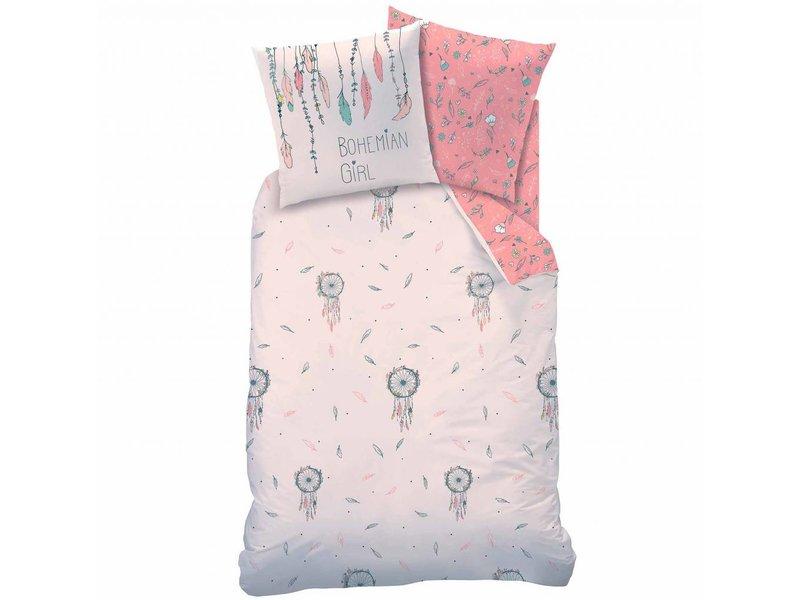 Matt & Rose Dreamcatcher - Duvet cover - Single - 140 x 200 cm - Multi