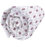 Matt & Rose Esprit Chevrons - Hoeslaken - Tweepersoons - 160 x 200 cm - Multi