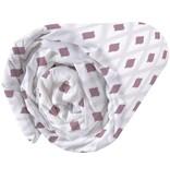 Matt & Rose Esprit Chevrons - Fitted sheet - Single - 90 x 200 cm - Multi