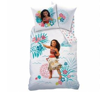 Disney Vaiana Dekbedovertrek Alizee 140x200 cm inclusief pyjama bag