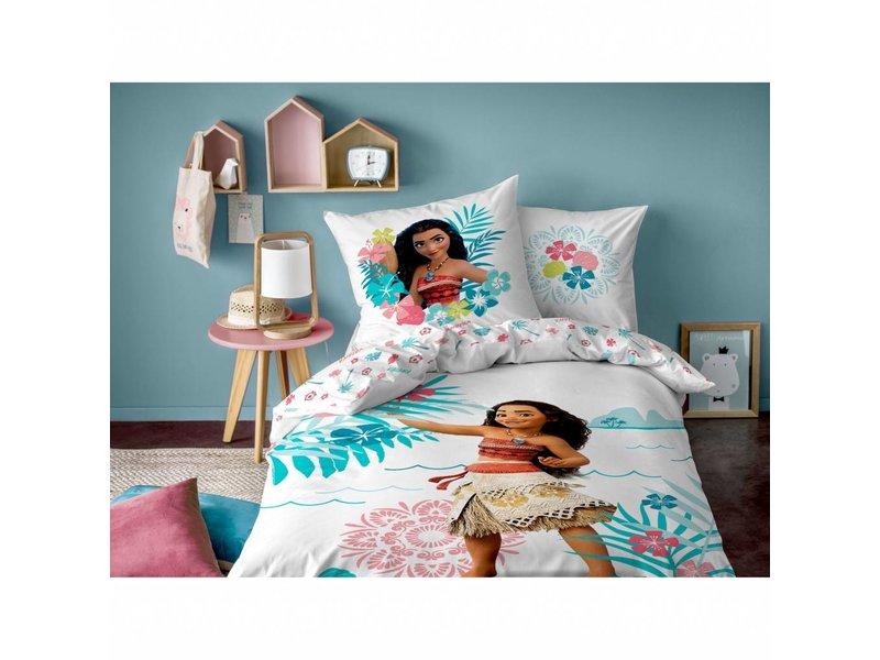 Disney Vaiana Alizee - Duvet Cover - Single - 140 x 200 cm - Multi