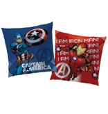 Marvel Avengers Battle - Throw pillow - 40 x 40 cm - Multi