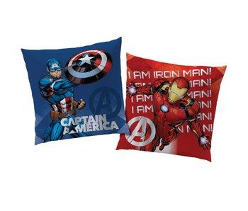 Marvel Avengers Sierkussen Battle 40 x 40 cm