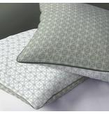 Matt & Rose Tendance Ceramique Kaki - Duvet cover - Hotel size - 260 x 240 cm - Green