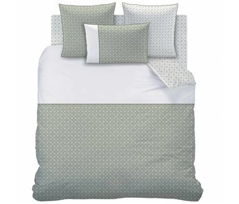 Matt & Rose Duvet cover Tendance Ceramique Kaki 240x220cm