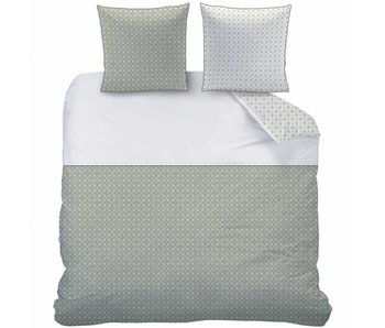 Matt & Rose Duvet cover Tendance Ceramique Kaki 200x200cm