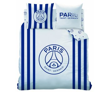 Paris Saint Germain Dekbedovertrek Rayures 240x220 cm