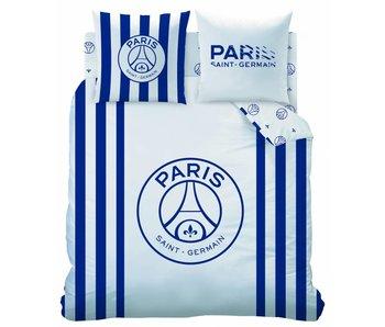 Paris Saint Germain Housse de couette Rayures 240x220 cm