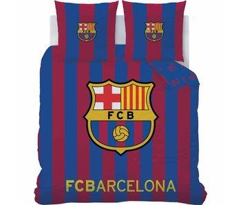 FC Barcelona Dekbedovertrek Logo 240x220 cm