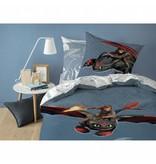 Dragons Buddy - Dekbedovertrek - Eenpersoons - 140 x 200 cm - Multi