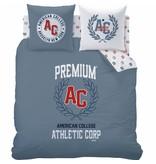 American College Athlectic - Dekbedovertrek - Lits Jumeaux - 240 x 220 cm - Multi