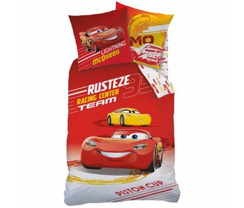Disney Cars Duvet Cover Rusteze 140x200 cm including pajama bag