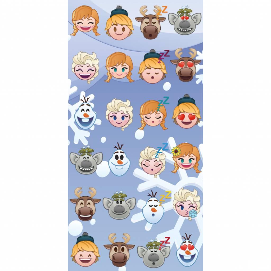 Disney Emoji Strandlaken 70x140cm Frozen famous