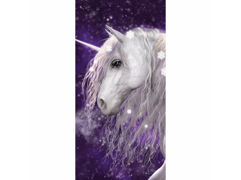 Unicorn - Beach towel - 70 x 140 cm - Multi