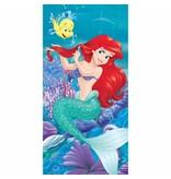Disney Kleine Zeemeermin Ariel - Beach towel - 70 x 140 cm - Multi