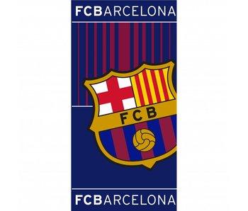 FC Barcelona Serviette de plage 70x140cm