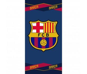 FC Barcelona Beach towel 70x140cm