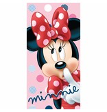 Disney Minnie Mouse Dots - Strandlaken - 70 x 140 cm - Multi