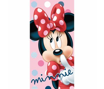 Disney Minnie Mouse Strandtuch 70x140cm