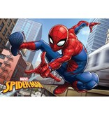 Spider-Man  - Badmat - 40 x 60 cm - Multi