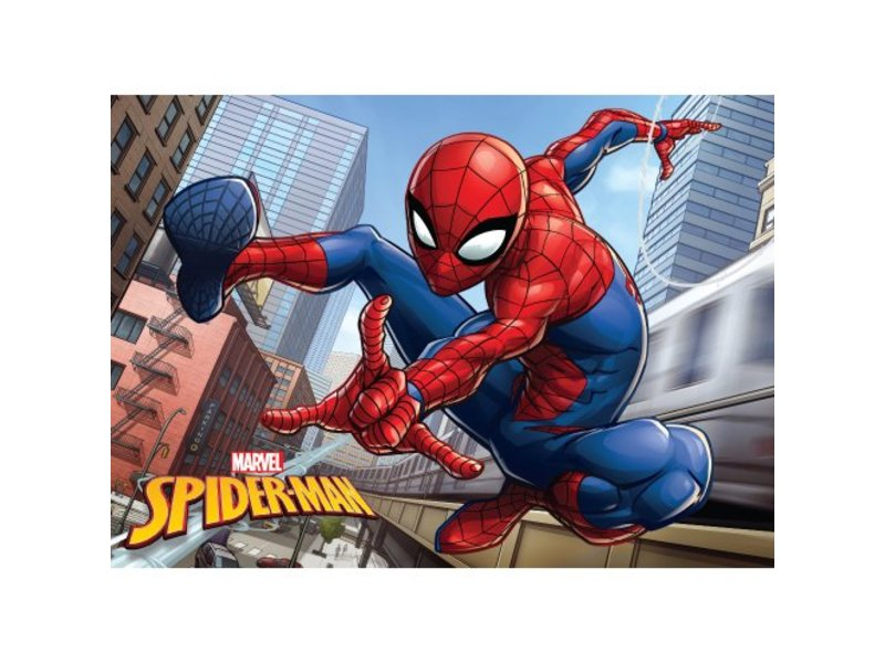 Spider-Man - Bath mat - 40 x 60 cm - Multi