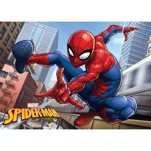 Spider-Man Badmat - 40 x 60 cm - Polyester