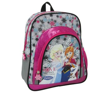 Disney Frozen Ice Line - Backpack - 30 x 24 cm - Multi