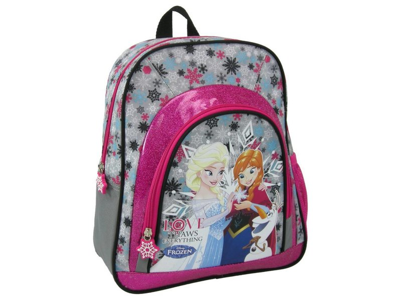 Disney Frozen Frozen Ice Line - Backpack - 30 x 24 cm - Multi