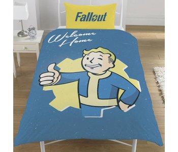 Fallout Shelter Dekbedovertrek Vault Boy 135x200cm