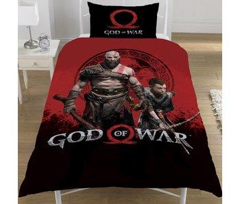 God of War Duvet cover Warriors 135x200cm