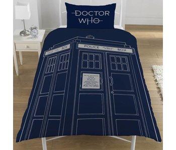 Dr Who Duvet cover Classic Tardis 135x200cm