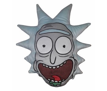 Rick and Morty Coussin En Peluche Rick 40x35 cm