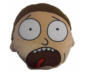 Rick and Morty Plush Throw Pillow Morty 32x32 cm