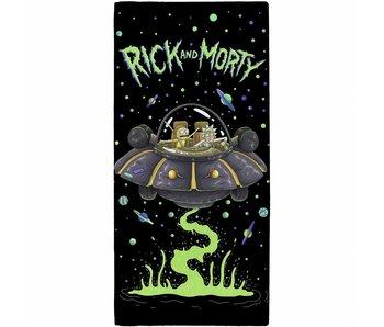 Rick and Morty Serviette de plage 70x140cm