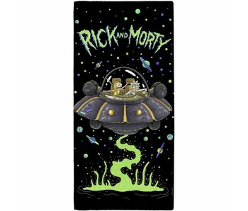 Rick and Morty Strandlaken 70x140cm